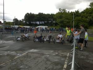 National Scout Car Races @ Jubilee Gardens Car Park, Blackpool   Pontefract   United Kingdom