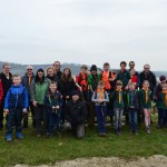 Cubs Hike for Sport Relief