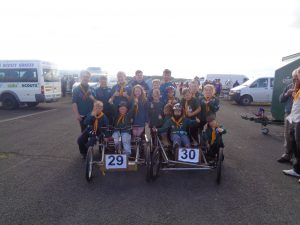 Our racing team